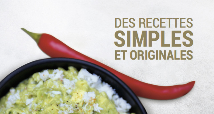Recevez des chantillons gratuits ebook recettes simples for Entrees simples et originales