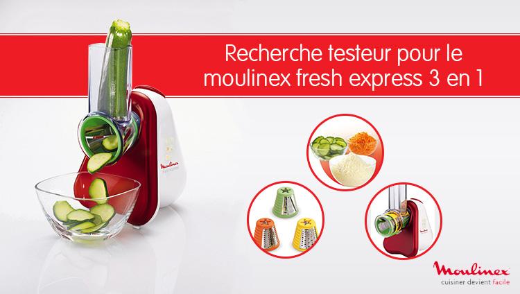testez le moulinex fresh express 3 en 1 !
