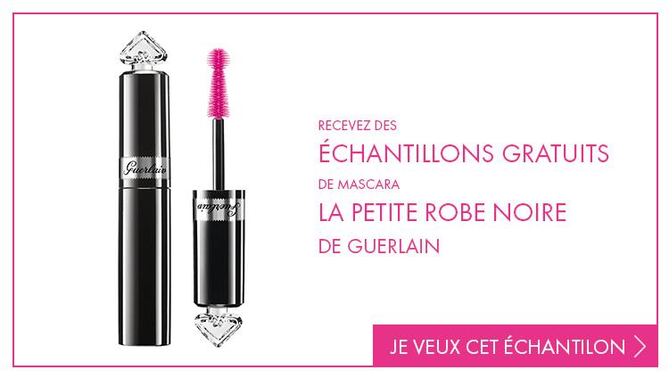 8fe7a32bf1f Tentez vite de recevoir gratuitement un magnifique mascara la petite robe  noir de la marque Guerlain du magasin ...