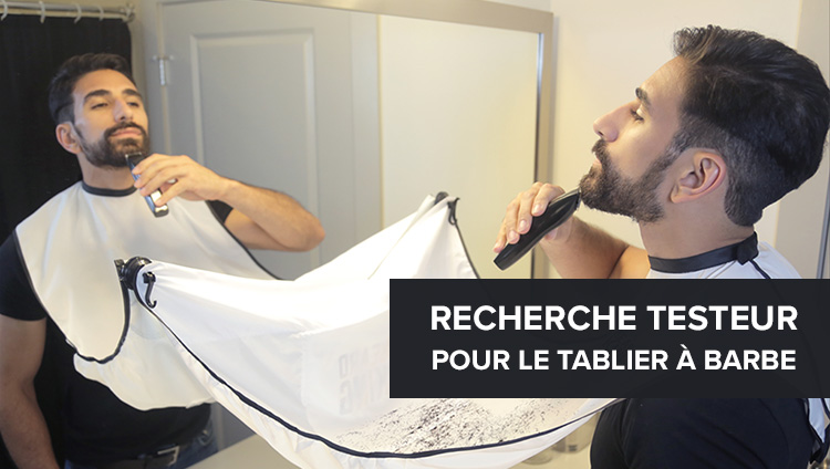 testez gratuitement le tablier barbe. Black Bedroom Furniture Sets. Home Design Ideas